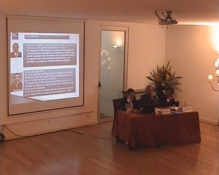 Dr. Antonio Roma Valdés. Fiscal Especial de Urbanismo de Galicia. Grabación lado presentación - Seminario luso-galaico de dereito local. Dereito do Urbanismo